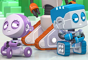 CBeebies Spotbots