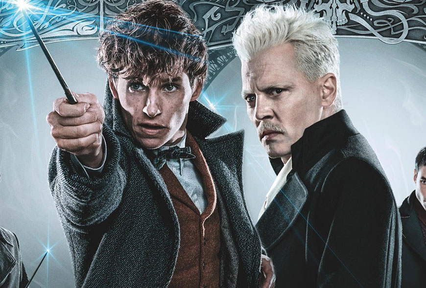 QK Fantastic Beasts: The Crimes of Grindelwald