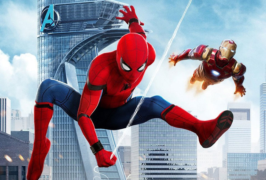 QK Spider-Man: Homecoming
